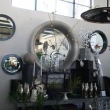 fantastic aluminum and steel mirrors