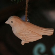 basswood bird side